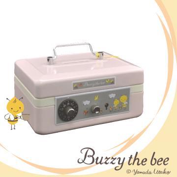 ~ 金庫王~ Buzzy the bee手提 箱 pink  BCB11    個