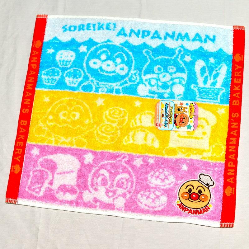 麵包超人 立體 高級浴巾 大毛巾 兩邊加強 日本正版品