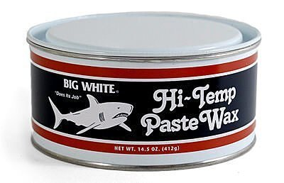 FINISH KARE 車用耐高溫鯊魚蠟 HI-TEMP PASTE WAS 412G ☆真愛香水★