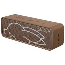 現貨!ANKER SoundCore藍牙喇叭揚聲器/A3102NA1/咖啡色-日本必買 代購/日本樂天代購(7980*1)
