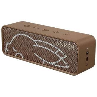 日本直送 含運/代購-ANKER SoundCore藍牙喇叭揚聲器/A3102NA1/咖啡色