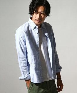 牛津襯衫日本製23SAX