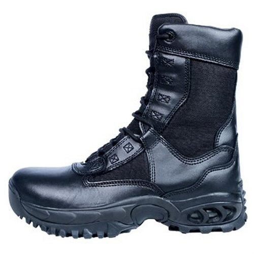 "Ridge Tactical Boots Men The Ghost with Zipper 8"" Shaft   8010 1"