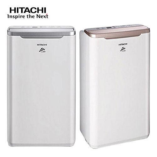 HITACHI日立8公升清淨除濕機 RD-16FR玫瑰金 / RD-16FQ閃亮銀
