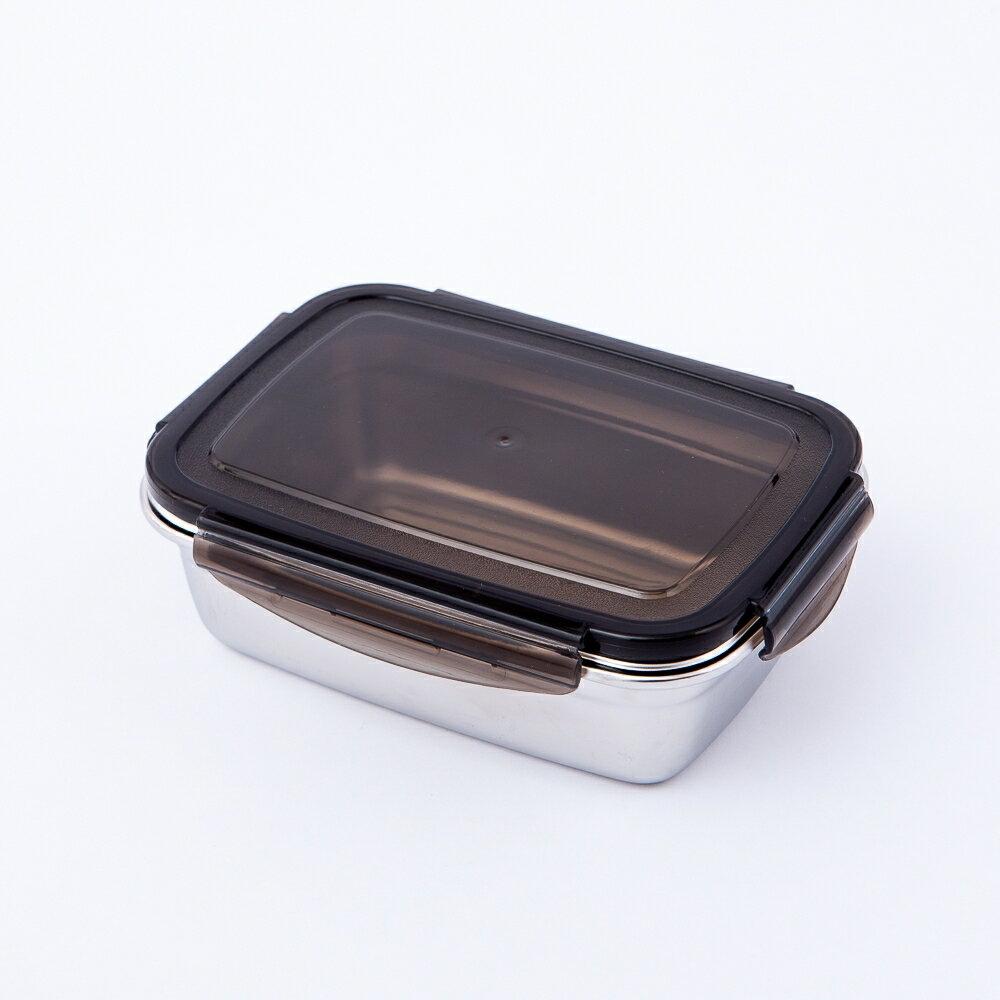 【限時結帳輸碼再折30】鮮廚煮義不鏽鋼304保鮮盒850ml-生活工場