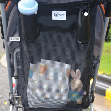 WallFree窩自在★嬰兒推車用收納掛袋