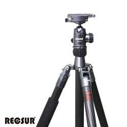 ◎相機專家◎ RECSUR 銳攝 PRO-2864CN 碳纖維三腳架 台腳9號 反折 四節 載重15公斤 公司貨