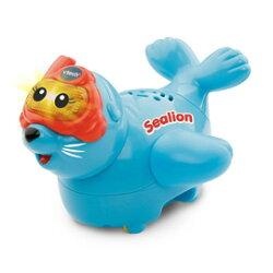 Vtech 2合1嘟嘟戲水洗澡玩具系列-搖擺海獅