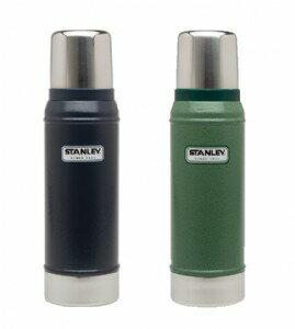 【露營趣】中和安坑 送鉤環 Stanley 1001612 25oz / 0.75L 美式復古不鏽鋼保溫水壺 經典真空保溫瓶