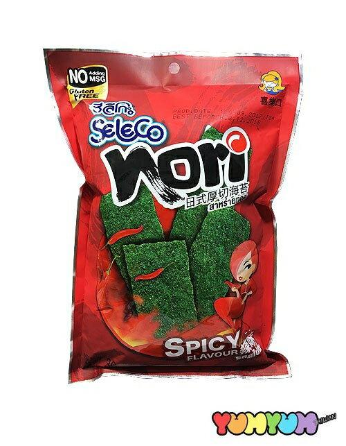 喜樂口 日式厚切海苔 (辣味)