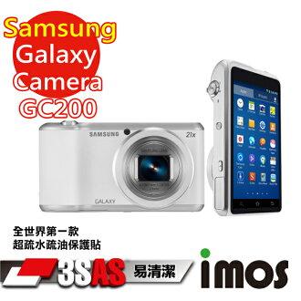 【按讚送好禮+免運】iMOS Samsung Galaxy Camera 2 / Gc200 3SAS 螢幕保護貼