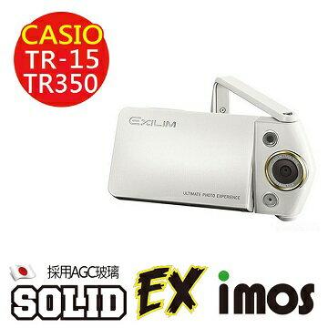 ~按讚送好禮 ~iMOS 卡西歐 Casio TR~15  TR350  AGC 9H 強
