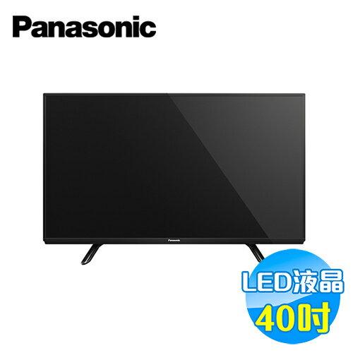 國際 Panasonic 40吋 FHD LED液晶電視 TH~40D400W