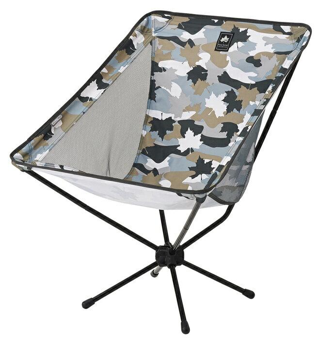 【鄉野情戶外用品店】 LOGOS |日本| Bucket 楓彩折合椅-XL/折疊椅 露營椅 休閒椅/LG73172015