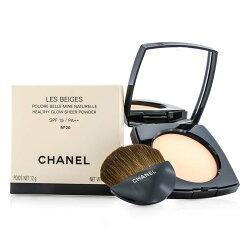 Chanel 香奈兒 香奈兒米色時尚BB蜜粉餅 SPF15/PA++# No. 20  12g/0.42oz