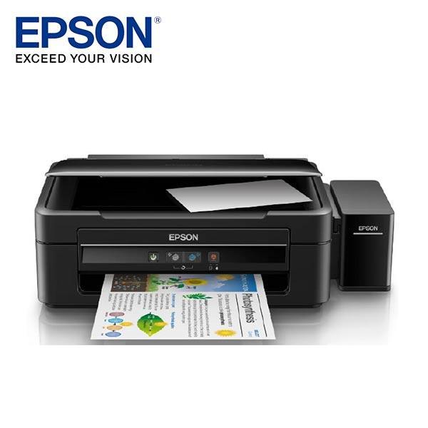 【原廠活動】EPSON L380 三合一連續供墨印表機*贈原廠墨水1組*L385/L365/L360