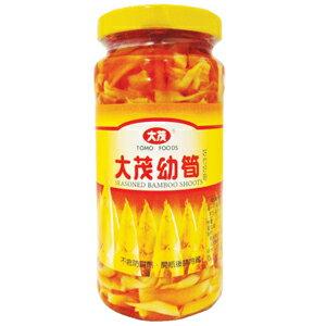 大茂 幼筍 玻璃罐 350g