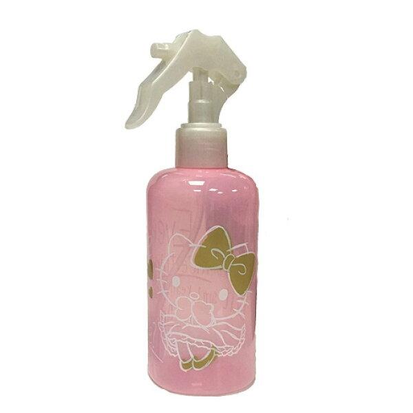 【真愛日本】18050500011噴霧罐-KT粉三麗鷗kitty凱蒂貓噴霧罐噴霧式空瓶塑膠瓶