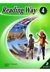 Reading Way 4 (with CD)原書名「Reading Way 125」 - 限時優惠好康折扣