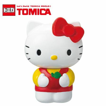 日貨 TOMICA Takaratomy Metacolle Hello Kitty 紅 凱蒂貓 模型 TAKARA TOMY 日本進口【N400006】
