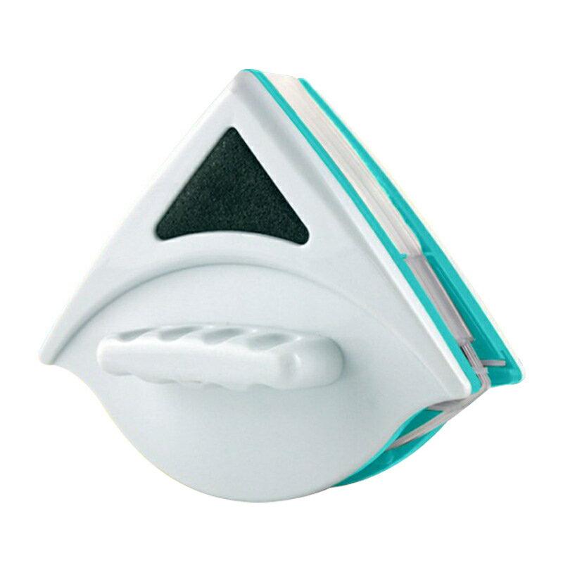 雙面磁性擦窗器 玻璃厚度5-12mm款 防墜高樓擦窗神器 擦玻璃 玻璃刮 刮擦一體清潔器【ZJ0206】《約翰家庭百貨 好窩生活節 1