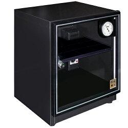 【收藏家 防潮箱】AD-45 輕巧型可控溼電子防潮箱