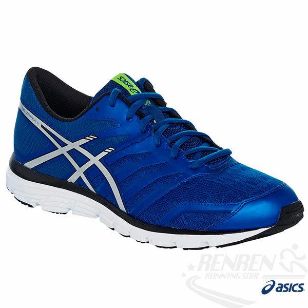 ASICS亞瑟士 男慢跑鞋 (藍)   GEL- ZARACA 4