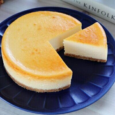食豐甜點 香純重乳酪蛋糕 8吋