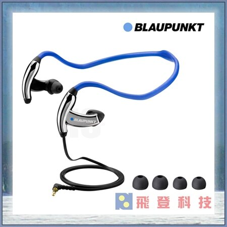 飛登科技 藍點 Sport 112 Blaupunkt  耳掛式耳機(Sport 112)