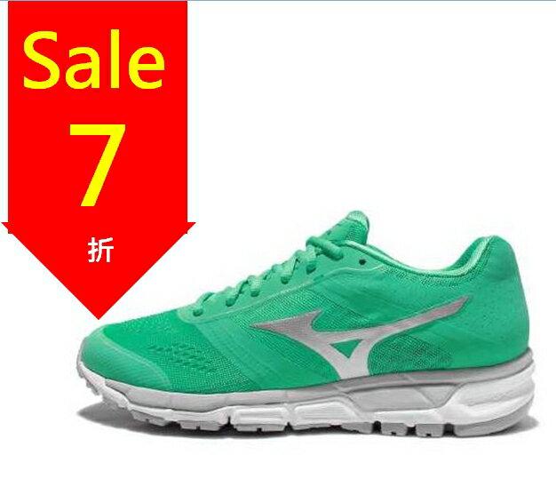 Mizuno 慢跑鞋 Synchro MX 路跑 女鞋 0