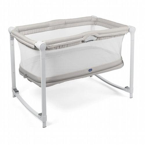 Chicco Zip   Go 可攜式兩段嬰兒搖床~奶油灰~衛立兒 館~