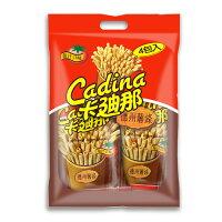 中元節普渡拜拜供品到卡迪那德州薯條量販包-茄汁168g【愛買】