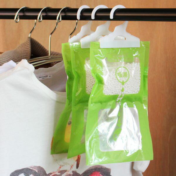 除濕包 除溼防潮包 可掛式除濕劑 鞋 衣櫥 衣櫃 廚櫃防潮乾燥劑【B009】 0