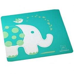 加拿大 Marcus & Marcus 動物樂園矽膠餐墊大象