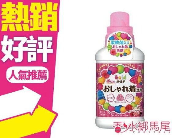 P&G莓果花香洗衣精柔軟劑添加500g◐香水綁馬尾◐