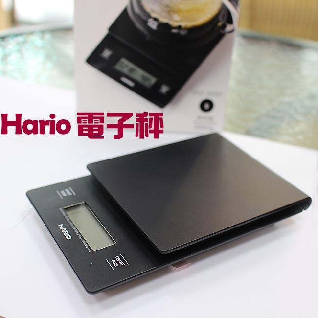 Hario 手沖咖啡電子秤(可計時的喔!)-公司貨!! [良鎂咖啡精品館]