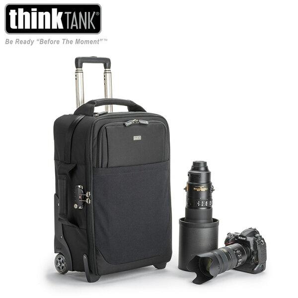 ◎相機專家◎ThinkTank安全旅遊行李箱拉桿箱滑輪相機行李箱TT572TTP572AS572公司貨