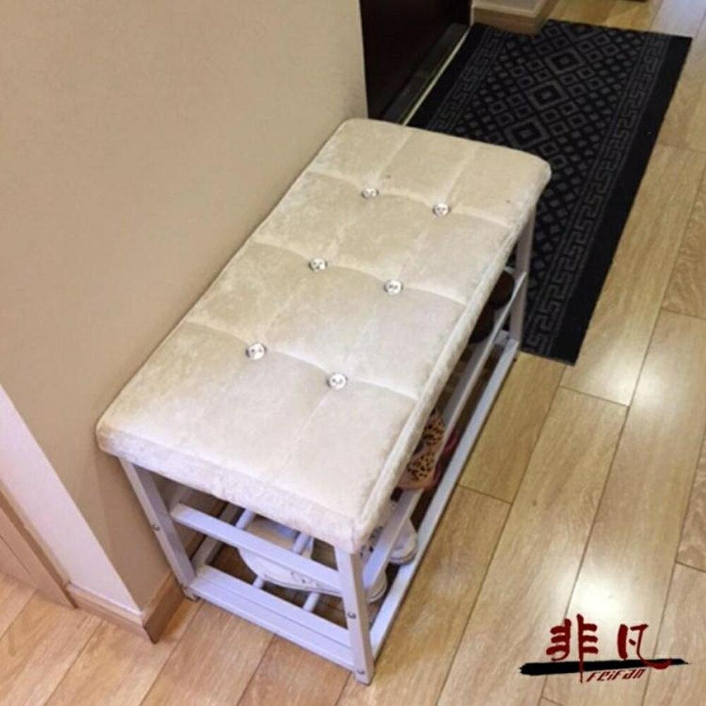 鞋櫃 鞋架簡易家用防塵架子多層組裝儲物柜多功能經濟型收納柜鞋櫃-快速出貨