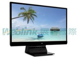 VIEWSONIC VX2770Smh 27吋IPS宽萤幕 黑色液晶显示器