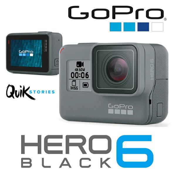 ◎相機專家◎GoProHERO6Black+SandiskExtreme64GB667XA1V30優惠套組公司貨