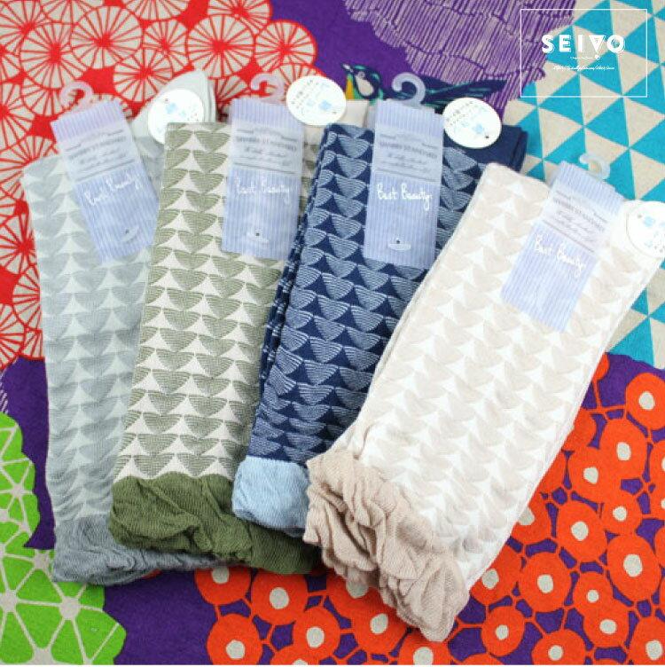 襪子 古著復古 氣質 SEIO  獨特圖型 日系百搭三角紋 圖騰 襪子  4色