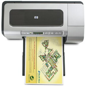 HP Business Inkjet 2800 Inkjet Printer - Color - 4800 x 1200 dpi Print - Photo Print - Desktop - 24 ppm Mono / 21 ppm Color Print - Letter, Legal, Tabloid, Super B, Executive, Statement, Envelope No. 10, Monarch Envelope, Custom Size - 250 sheets Standard 5