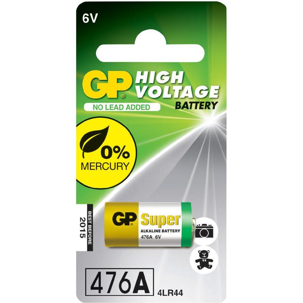 [享樂攝影]GP 4LR44 6V 鹼性電池 一次性電池 不可充 476A 適用Canon AE1 等