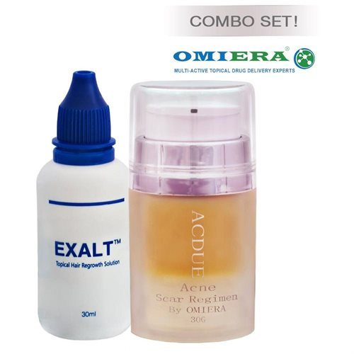 Omiera Labs Acne And Hair Loss Treatment 2 pc Anti-Aging Set 58e6f70a022b3e4c2e9213e4339edb47