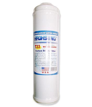 [淨園]豪星10吋T33活性碳濾芯(顆粒狀)/RO第二道--過濾農藥殘毒除氯、細菌