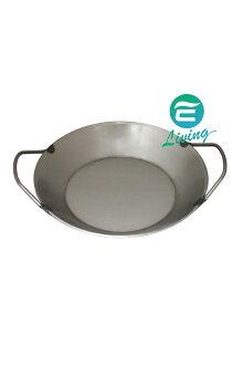 TURK HEAVY IRON PAN 冷鍛雙耳 24CM/28CM