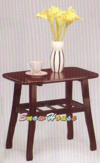 ╭☆雪之屋居家生活館☆╯AA341-01 古意胡桃色房間桌/茶几/茶桌/休閒桌/餐桌/咖啡桌