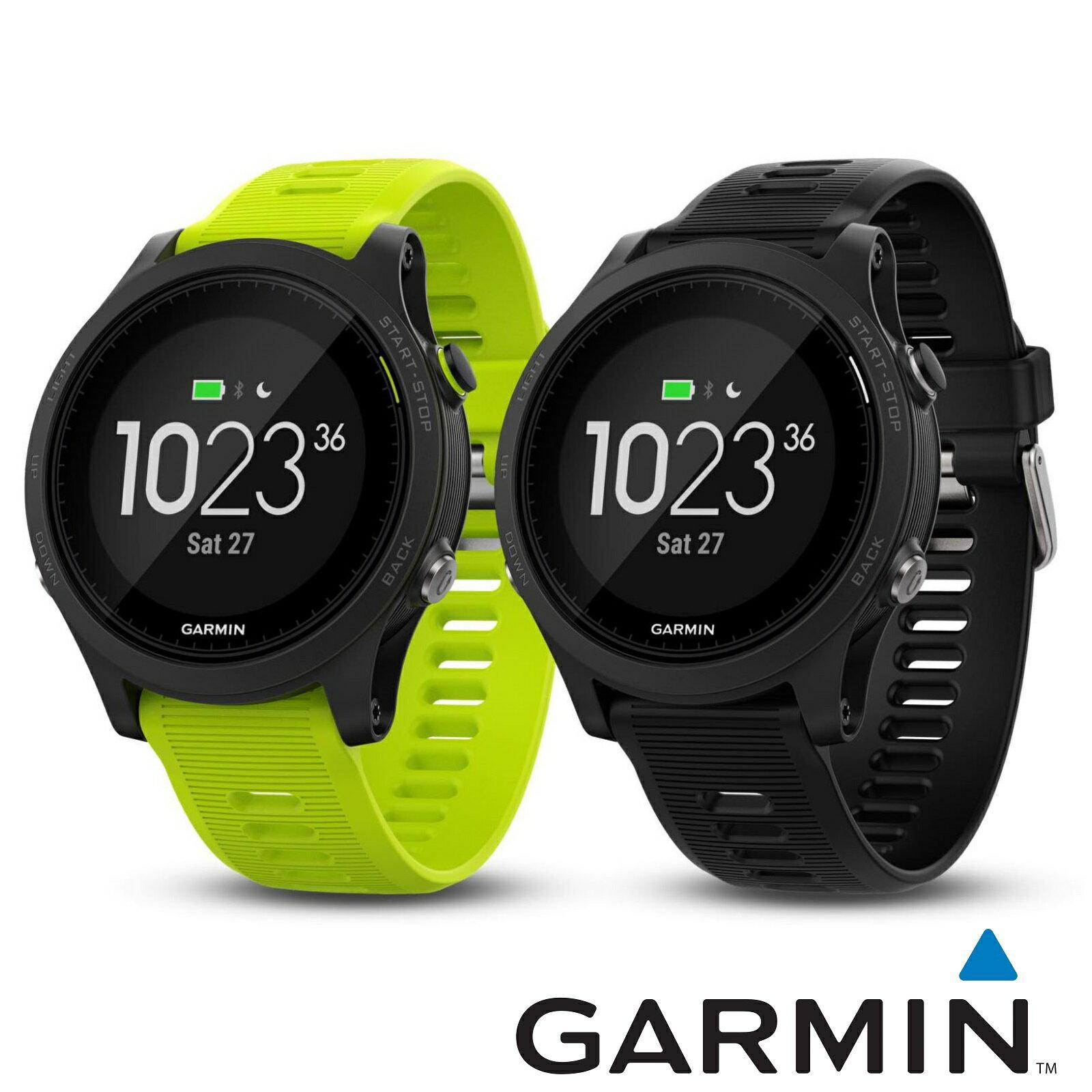 【免運費】GARMIN Forerunner 935 腕式心率全方位鐵人運動錶