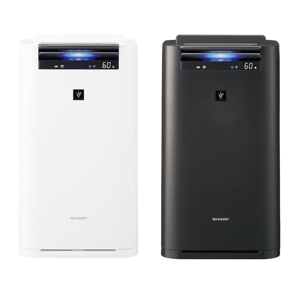 日本 SHARP 夏普 KI-HS70 加濕空氣清淨機 水箱3L 31疊 除菌 SHARP KI-HS70 加濕空氣清淨機 [15.5坪] 2018年新款