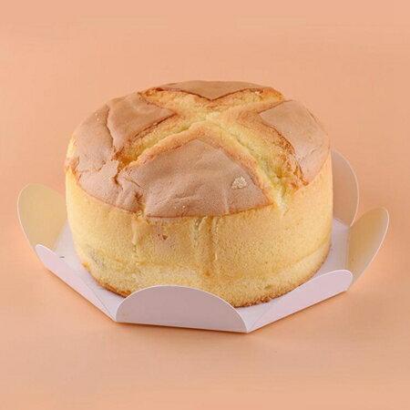 包裝袋蛋糕包裝袋6寸8寸紙杯蛋糕胚包裝袋含蛋糕墊蛋糕盒包裝袋 年貨節預購